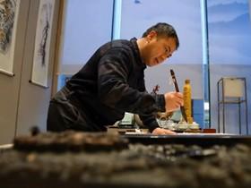 茶与艺术——吴品翰博士龙口茶协交流会