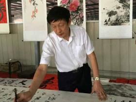 孟淑敏:夺魁非本意 成书为风流——记行草篆隶楷于一身的书法家丁宝贵先生